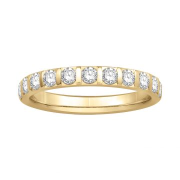 CHURUMBELA ORO 14K CON DIAMANTE