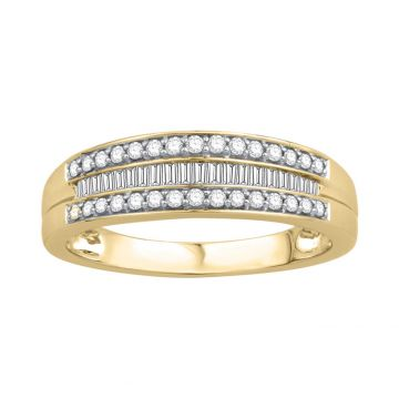 CHURUMBELA ORO 14K CON DIAMANTES