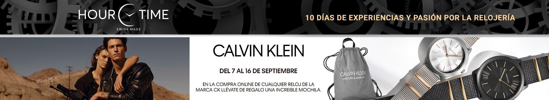 Calvin Klein relojes Cristal Joyas